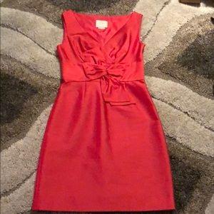 Kate Spade • mina silk blend sheath dress